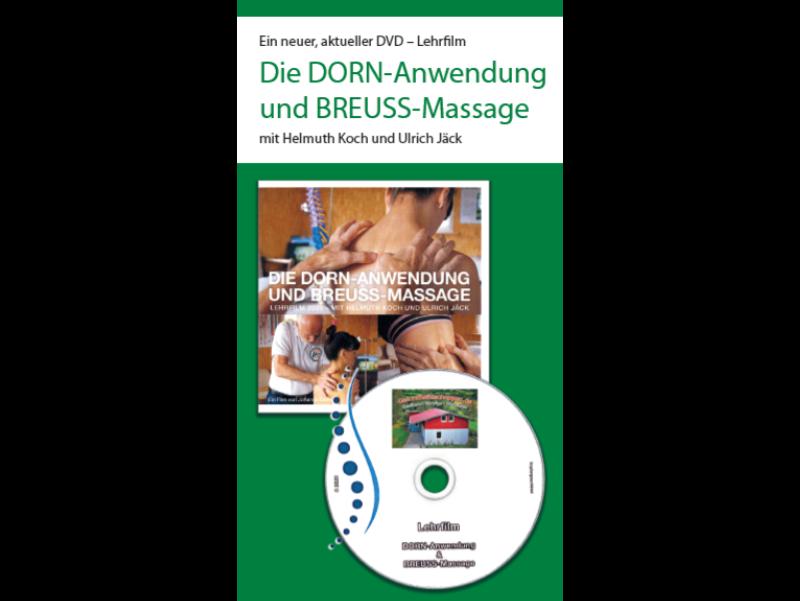 Die DORN-Anwendung und Breuss-Massage